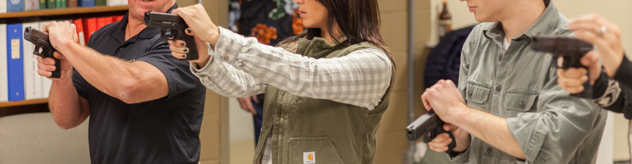 Your Choice for Firearms Training in The CSRA, Aiken